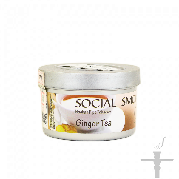 Social Smoke Ginger Tea 250 g