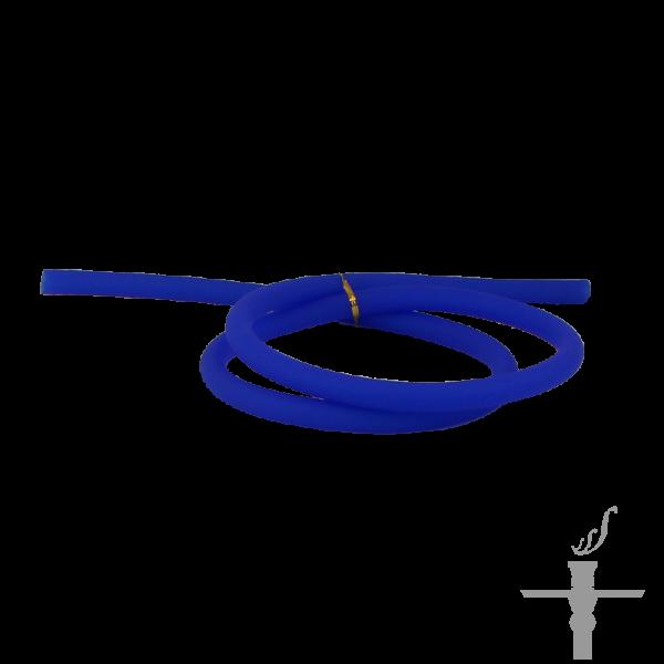 Silikonschlauch Blau / Matt