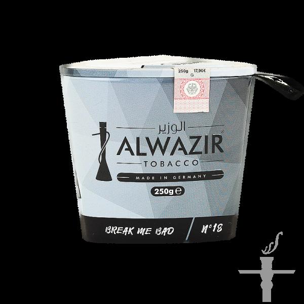 Al Wazir Break me bad N18 250 g