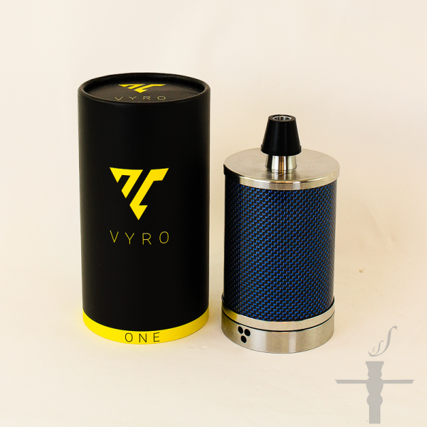 Vyro One Carbon Blue
