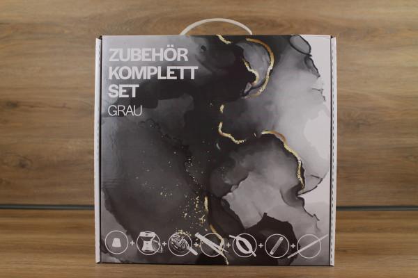 Smoke2U Komplett Set Grau