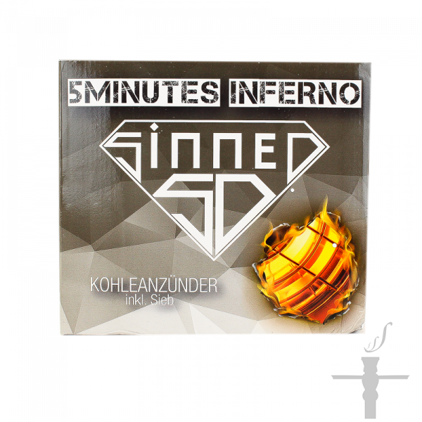 Sinned SD 5 Minuten Inferno 1000 W