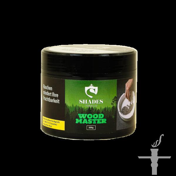 Shades Tobacco Wood Master 200 g