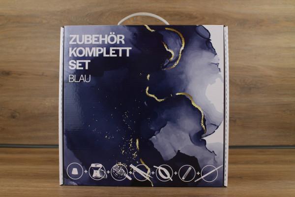 Smoke2U Komplett Set Blau