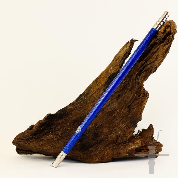 Mata Leon Carbon Mundstück Blau