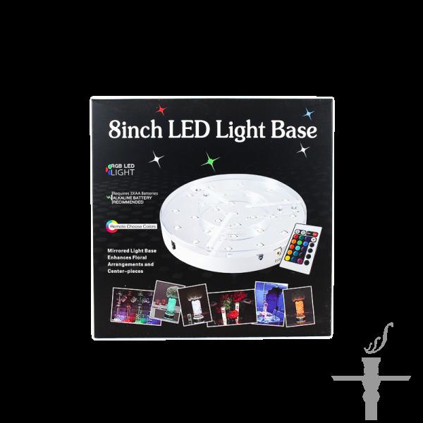 8inch LED Light Base Untersetzer 20 cm