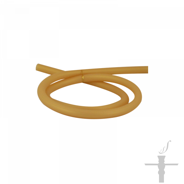 Silikonschlauch Gold / Matt