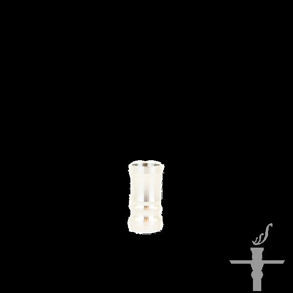 CRT Schlauchadapter Edelstahl B