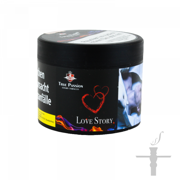 True Passion Love Story 200 g