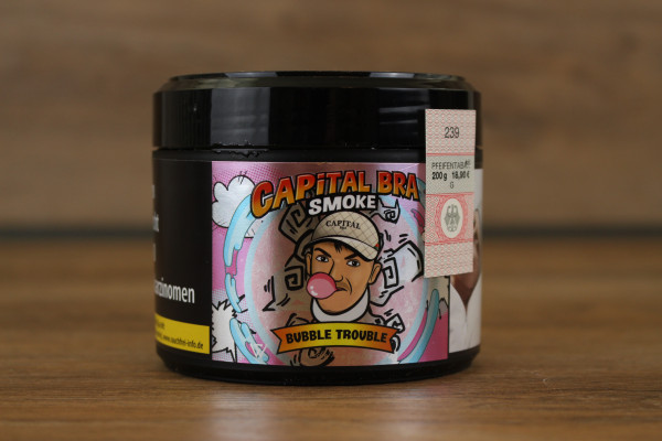 Capital Bra Smoke Bubble Trouble 200 g