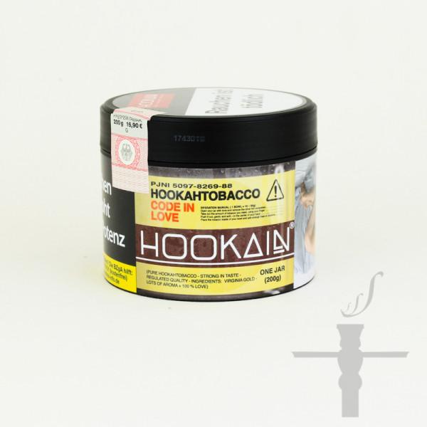 Hookain Code in Love 200 g