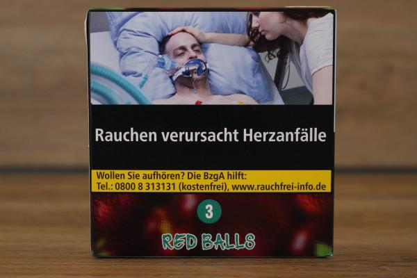Aqua Mentha 3 Red Balls 200 g