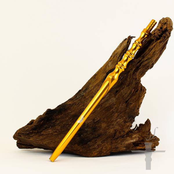 CRT Aluminium Mundstück Eco Gold