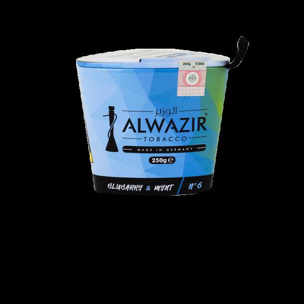 Al Wazir Blubarry & Mynt N6 250 g