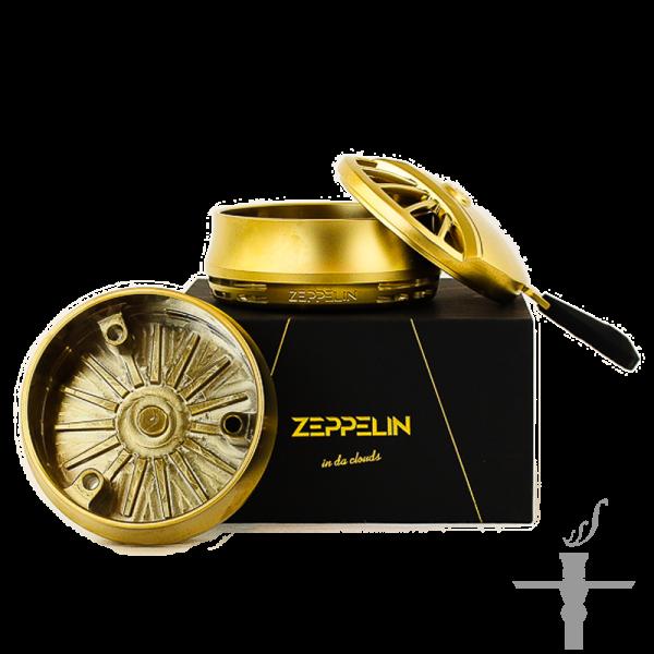 Zidclouds Zeppelin Gold Matt