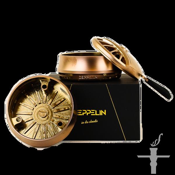 Zidclouds Zeppelin Rosé Gold Matt