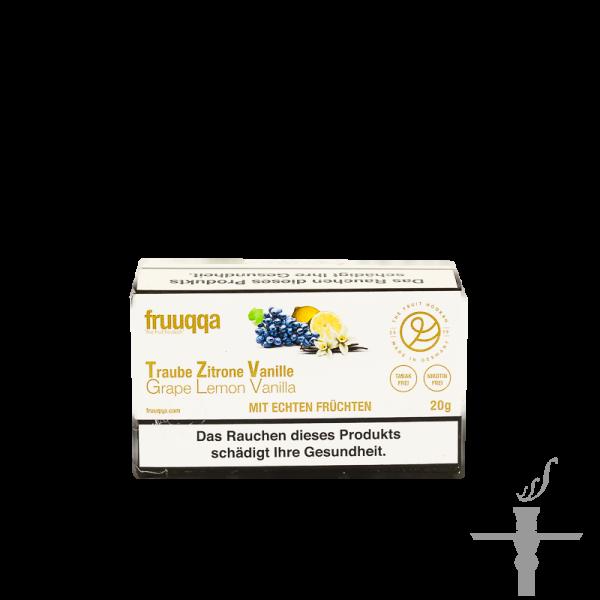 Fruuqqa Traube Zitrone Vanille 20 g