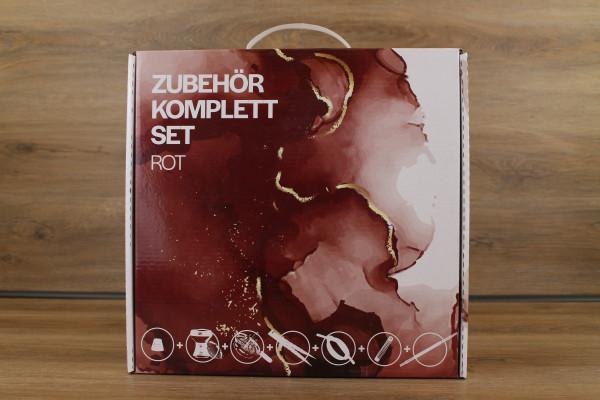 Smoke2U Komplett Set Rot