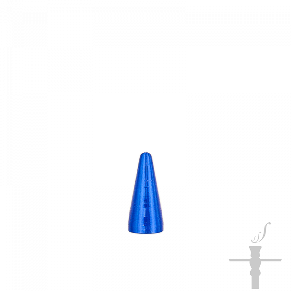 Rhino Smoke Phunnelstöpsel Blau-Metallic