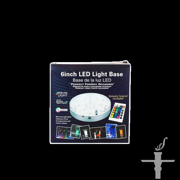 6inch LED Light Base Untersetzer 15 cm