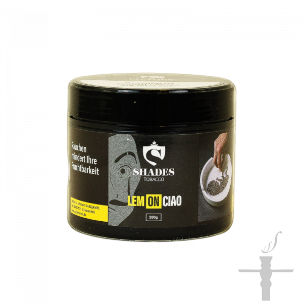 Shades Tobacco Lem on ciao 200 g
