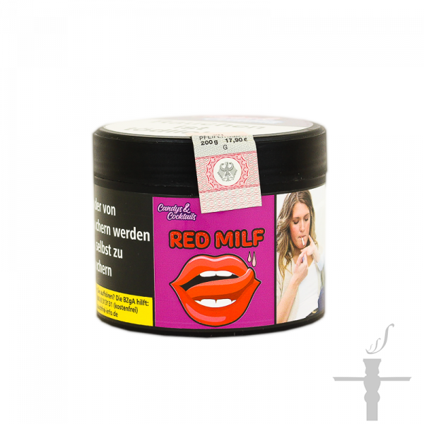 Candys & Cocktails Red Milf 200 g