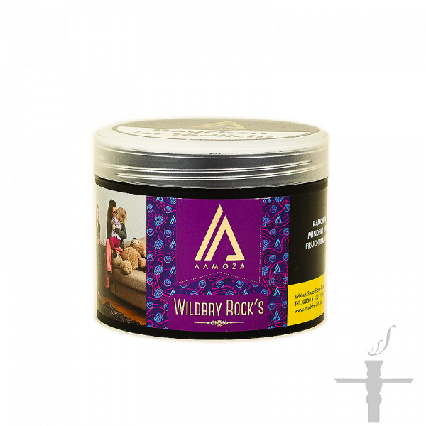 AAMOZA Wildberry Rock'S 200 g