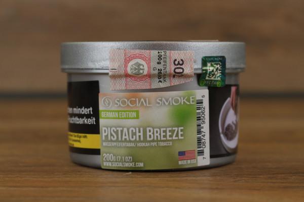 Social Smoke Pistachio Breeze 200 g