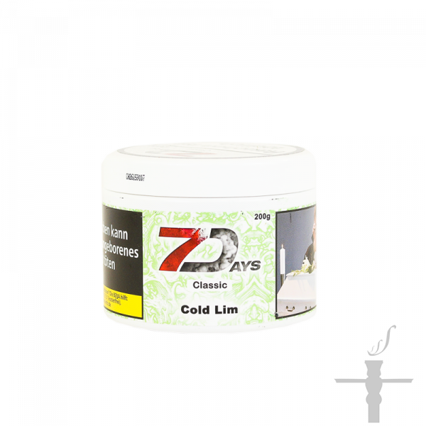 7Days Classic Cold Cold Lim 200 g